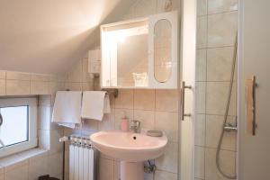 Kupaonica u objektu Guest House Bagi