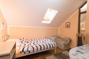 Krevet ili kreveti u jedinici u objektu Guest House Bagi