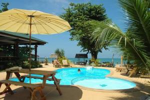 The swimming pool at or near Ocean View Resort