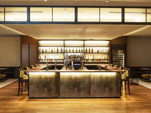 Salon ou bar de l'établissement Shibuya Stream Excel Hotel Tokyu