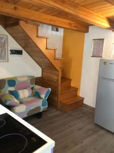 Area soggiorno di Chez Sylvie