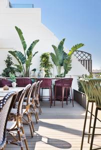 Un balcón o terraza de Vincci Gala