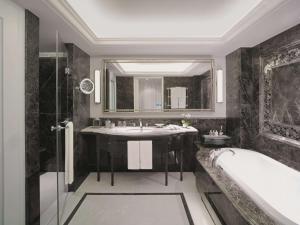 A bathroom at Shangri-La Bosphorus, Istanbul