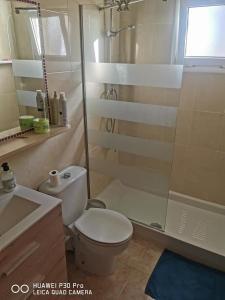 Een badkamer bij Green Oasis Club