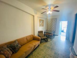 A seating area at Calle Hollanda 3 Bedroom Home