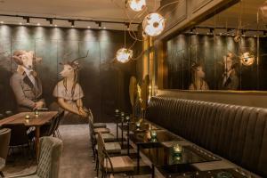 Ristorante o altro punto ristoro di Motel One Paris-Porte Dorée
