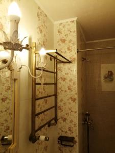 A bathroom at Truveller House F&F