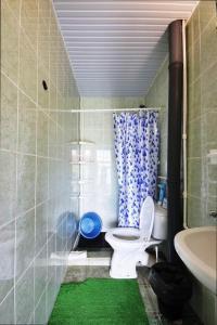 Ванная комната в Guest House Villa u Morya