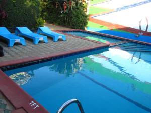 The swimming pool at or close to Korona Villa Bed & Breakfast