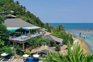 A bird's-eye view of Cookies Salad Resort