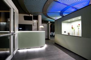 Hall o reception di Hotel Europa