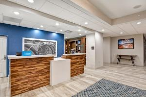 Lobby/Rezeption in der Unterkunft Hampton Inn Moab
