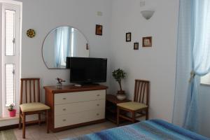 TV o dispositivi per l'intrattenimento presso L'Isola Di Ortigia