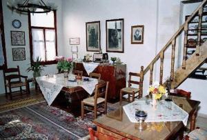 Restaurant ou autre lieu de restauration dans l'établissement Enatha