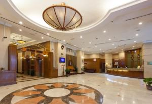 The lobby or reception area at Summit Hotel Bukit Mertajam