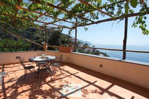 Balcone o terrazza di Villa Borgo San Michele