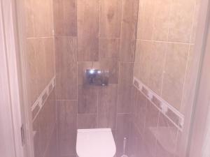A bathroom at Apartment on Lenina Street