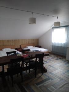 Обеденная зона in lodge