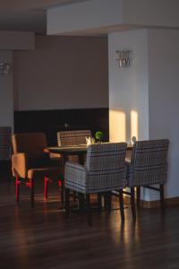 A seating area at Bernardazzi Grand Hotel & SPA