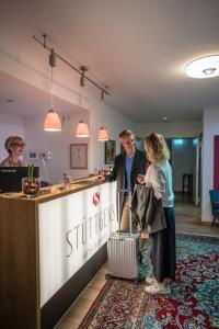 Gäste, die in der Unterkunft Stüttgens Hotel übernachten