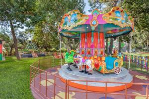 Дитяча ігрова зона в Kimeros Park Holiday Village - Ultra All Inc. Kids Concept