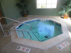 The swimming pool at or near Days Inn by Wyndham Ellis