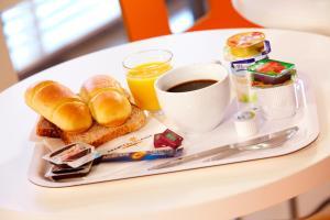 Ontbijt beschikbaar voor gasten van Premiere Classe Lille Nord - Tourcoing