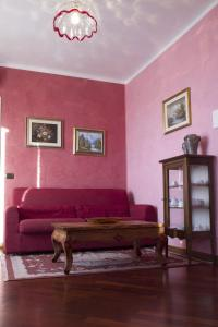 Гостиная зона в Residence Criro
