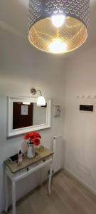 A bathroom at Dolce Riva Downtown apartment