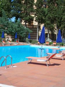The swimming pool at or near Allegroitalia Elba Napoleon