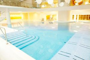 The swimming pool at or near Act-ION Hotel Neptun – Terme & Wellness LifeClass