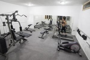 Γυμναστήριο ή/και όργανα γυμναστικής στο Elpida Village