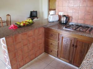 Küche/Küchenzeile in der Unterkunft Villa Kass