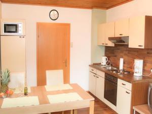 Küche/Küchenzeile in der Unterkunft Ferienwohnungen Brezjak