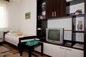 Телевизор и/или развлекательный центр в Apartment Urbana Vila