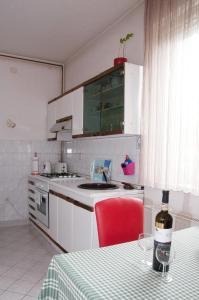 Кухня или мини-кухня в Apartment Urbana Vila