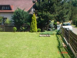 Zahrada ubytování Objekt rodinný dům