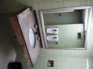 ホテル パルケ ヴィアにあるバスルーム