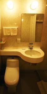 Ванная комната в Jinjiang Inn Shijiazhuang Ping'an Street