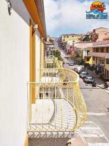 Balcone o terrazza di Hotel Muita di Mari