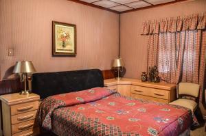 Cama ou camas em um quarto em Casa Vintage