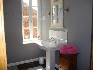 A bathroom at La Cour des Carmes
