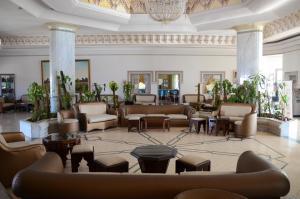 Salon ou bar de l'établissement Hotel Tivoli