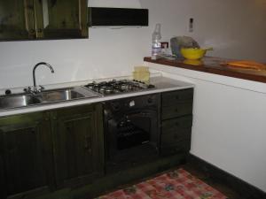Cucina o angolo cottura di Appartamento Piazza Europa