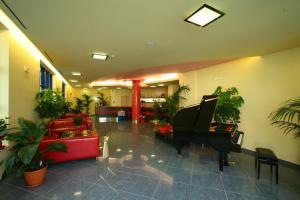 Hall o reception di Blu Residence