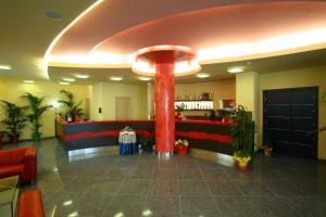 Hall o reception di Blu Residence