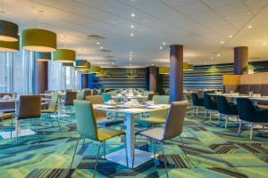 Restoranas ar kita vieta pavalgyti apgyvendinimo įstaigoje Radisson Blu Hotel Oslo Alna