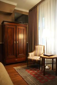 Część wypoczynkowa w obiekcie Moszna Apartments