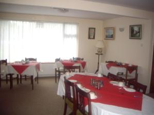 A restaurant or other place to eat at Fountain House B&B