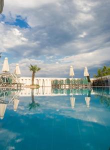 Πισίνα στο ή κοντά στο Amaryllis Hotel Apartments